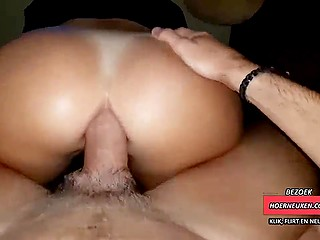 Dutch was counting on a handjob but client paid in full and wanted anal fucking as well