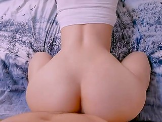 Chinese babe's pussy is where boy's penis wants to be so guy goes and fucks this Asian
