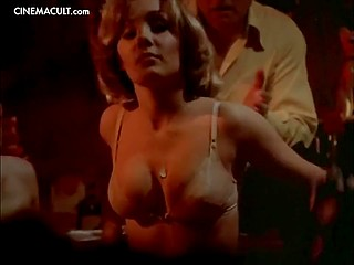 Video compilation of sexy famous actresses from feature films who perform a striptease