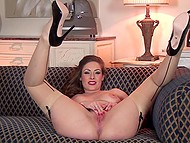 British Sophia Delane can masturbate at any time, unlike the opportunity to be fucked