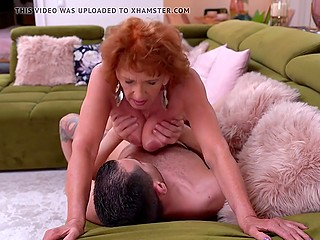 Gratis oma sex video Granny